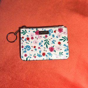 Kate Spade wallet w/ Flowers